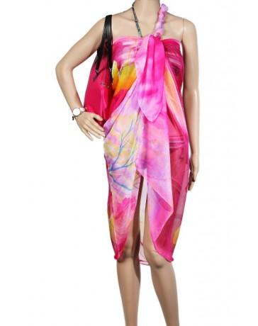 Pareo dama, multicolor, 180 x 110 cm, P2432