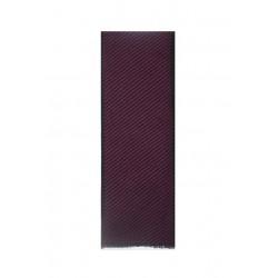 Esarfa barbati, negru rosu, vascoza, 33 x 180 cm, E106-10