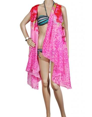 Pareo dama, multicolor, 100 x 180 cm, P2421